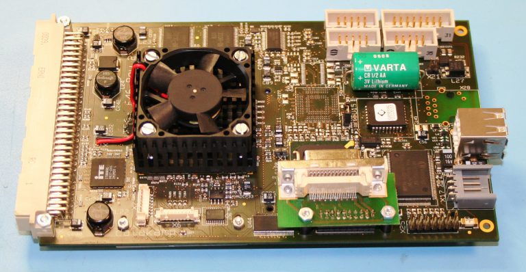 AT96 E46​-K6 AMD™ GEODE™ LX800 System-on-a-Chip 32 Bit CPU Pentium