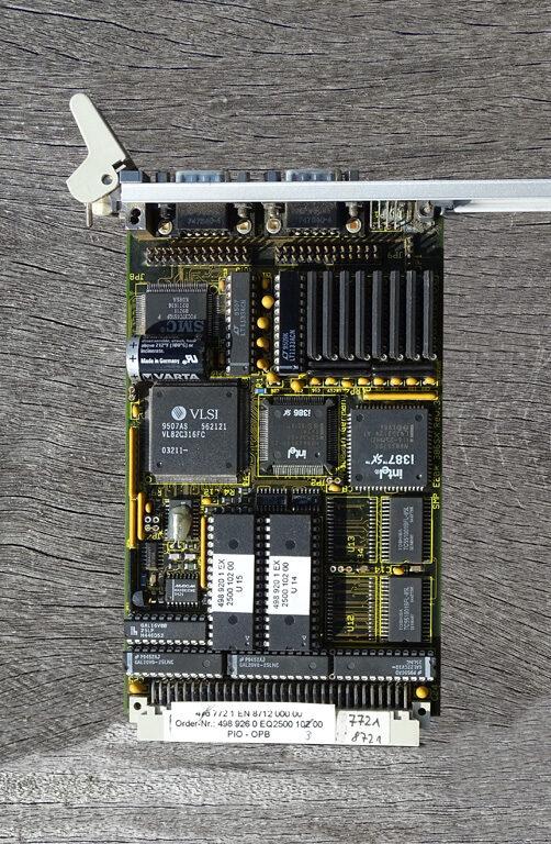 SMP E20 i386SX